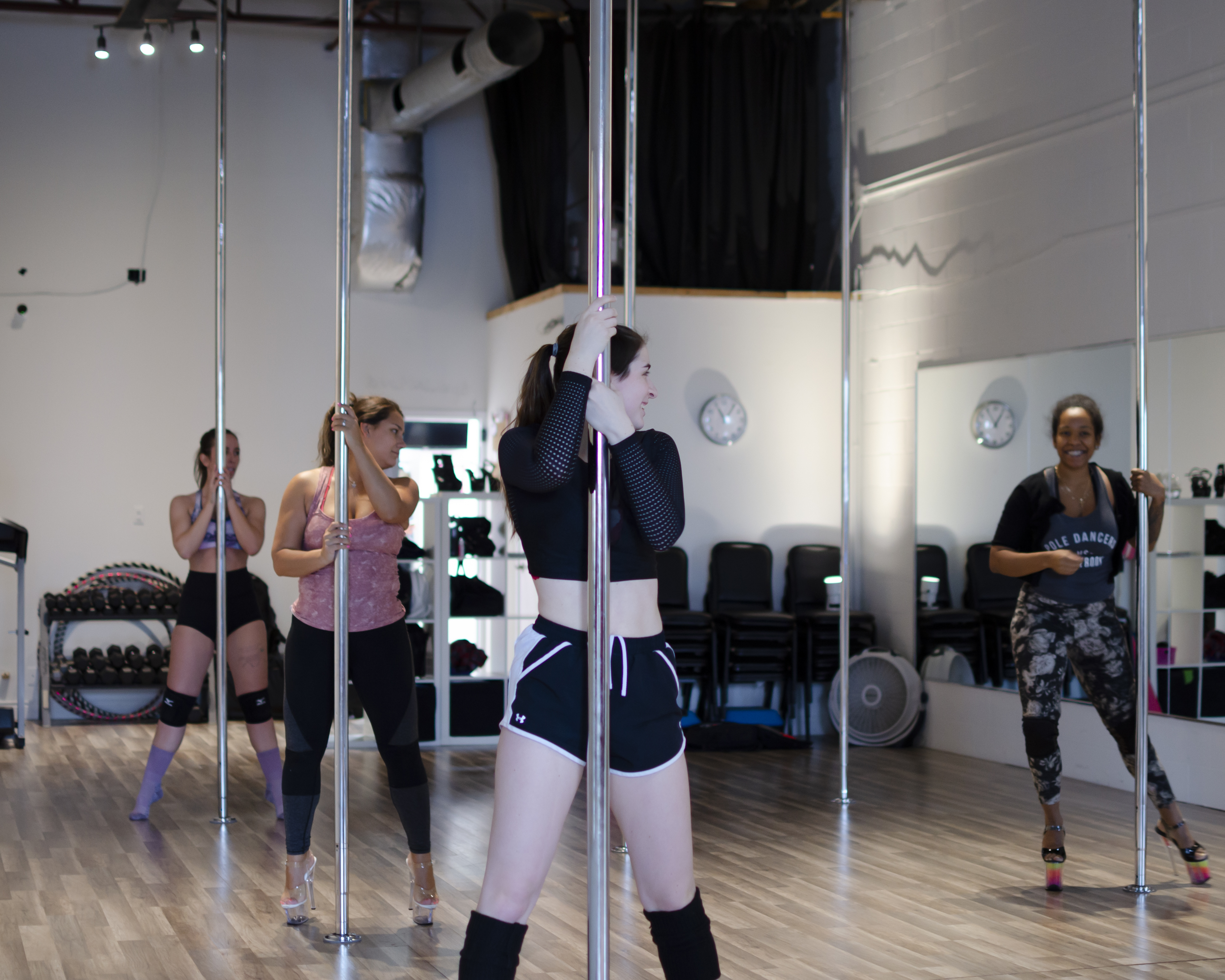 Mississauga pole dancing